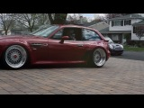 BMW Z3 M Coupe on BBS Style 5's